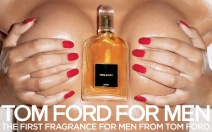 Notice how objectifying ads like this one from Tom Ford constantly degrade and dehumanize women, sometimes even violently, using their bodies for male pleasure while denying women agency.