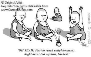 enlightenment bitches